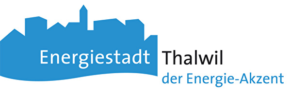 Logo Energiestadt Thalwil