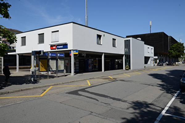 Bahnhof Thalwil mit umfassenden Services