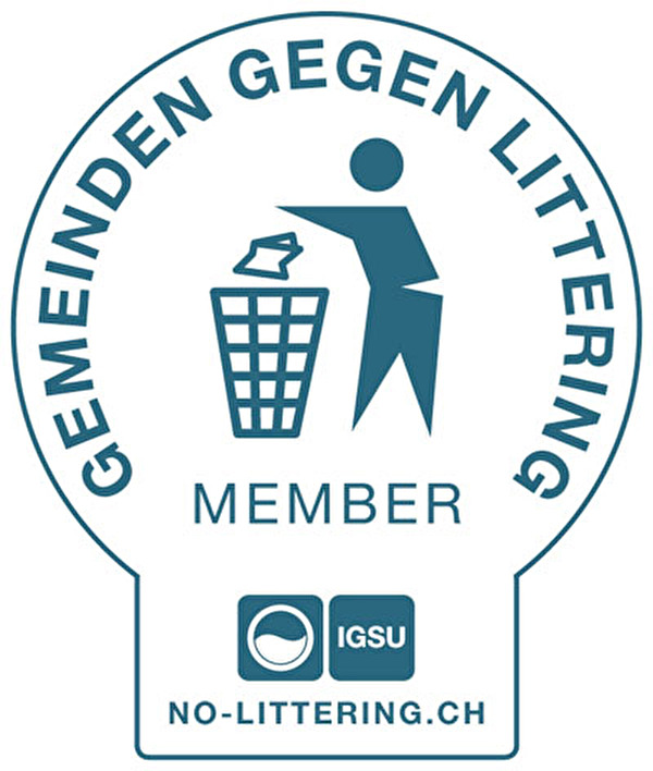 Logo Gemeinden gegen Littering