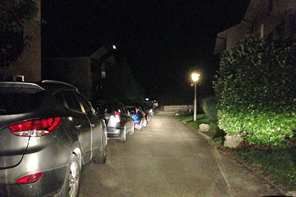 Nachtparken