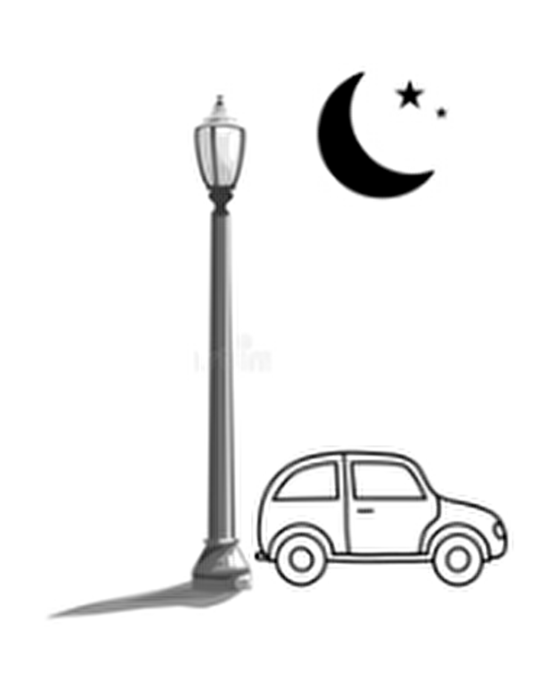 Parkieren in der Nacht Thalwil