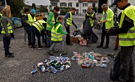 Cleanupday Thalwil