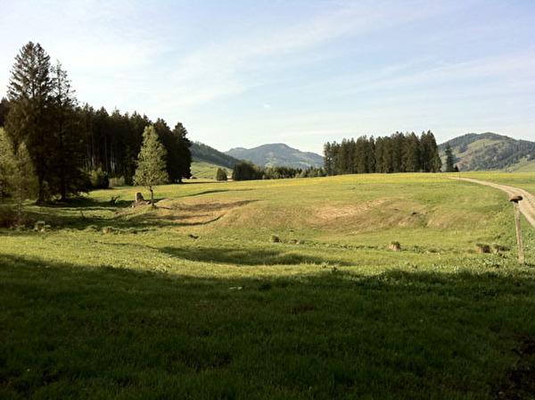 Quellgebiet in Rothenthurm