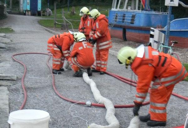 Freiwillig Feuerwehr