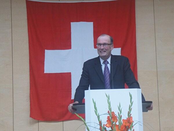 Markus Ritter, Nationalrat und Präsident Schweizer Bauenverband
