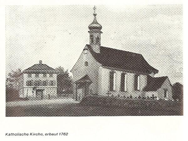 1. Kirche von Diepoldsau