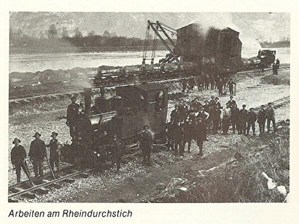 Rheindurchstich 1921