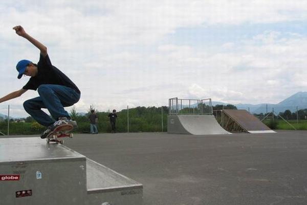 Skaterpark Balgach
