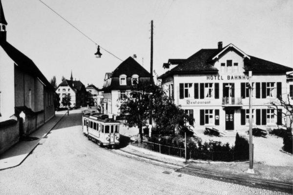 Historische Birstalbahn