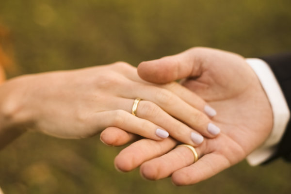 Hochzeit (Bild: Keystone)