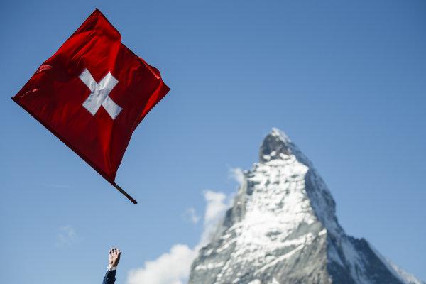 Schweizer Fahne (Bild: Keystone)