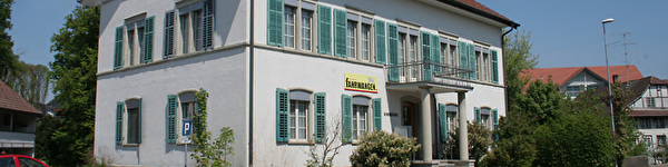 Bild Gemeindehaus Fahrwangen