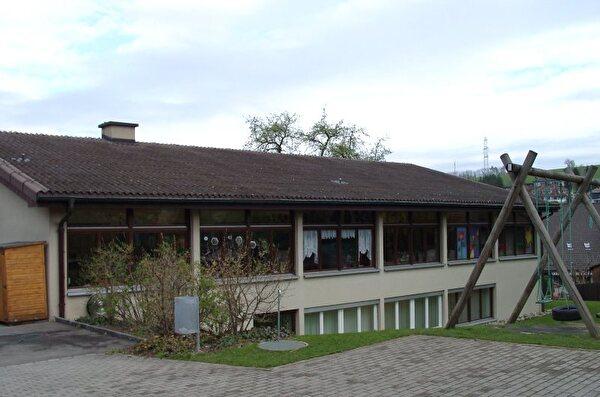Foto des Wegenstetter Kindergartens