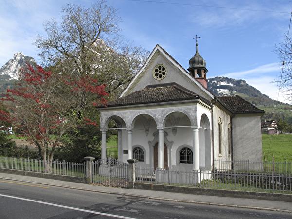 Kapelle St. Sebastian im Grund