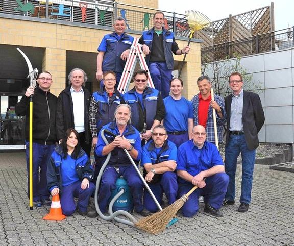 Hauswarte Schule Richterswil-Samstagern