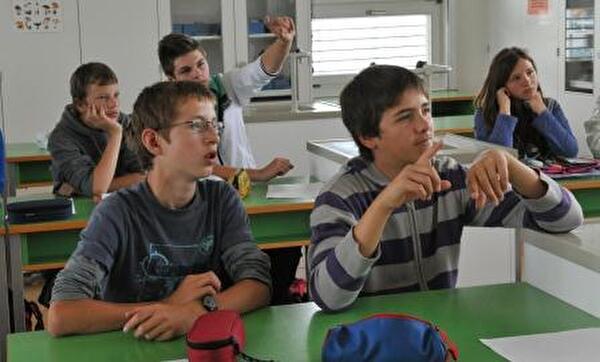 Unterricht Sekundarschule