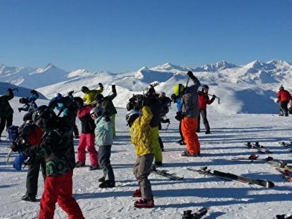 Schneesportlager Mittelstufe 2013
