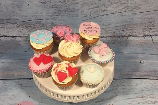 Va - Ki Cupcakes zum Muttertag