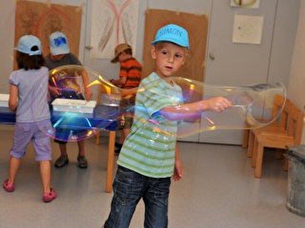 Projektwoche Kindergarten