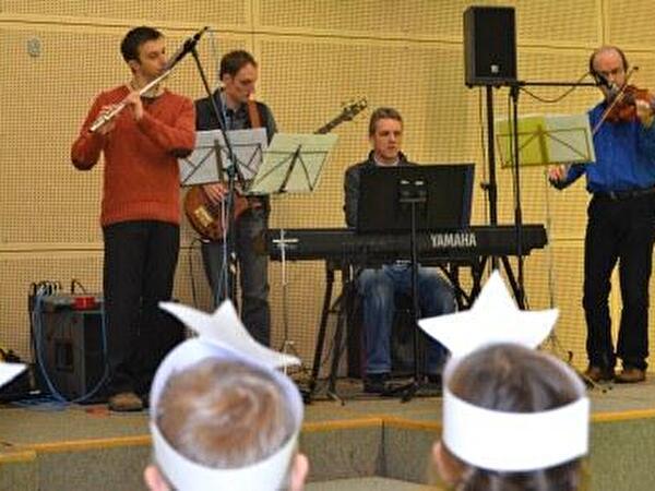 Adventssingen musikalische  Begleitung