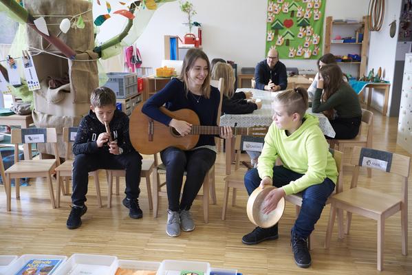 Primarschule Oberengstringen