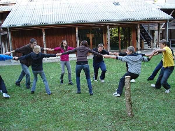 Freizeit im Klassenlager