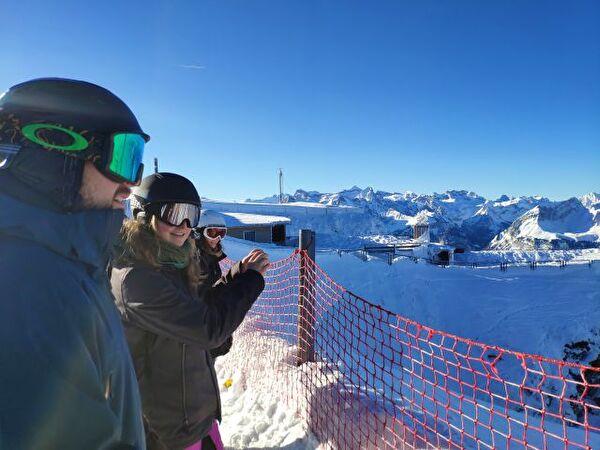 Skitag Oberstufe