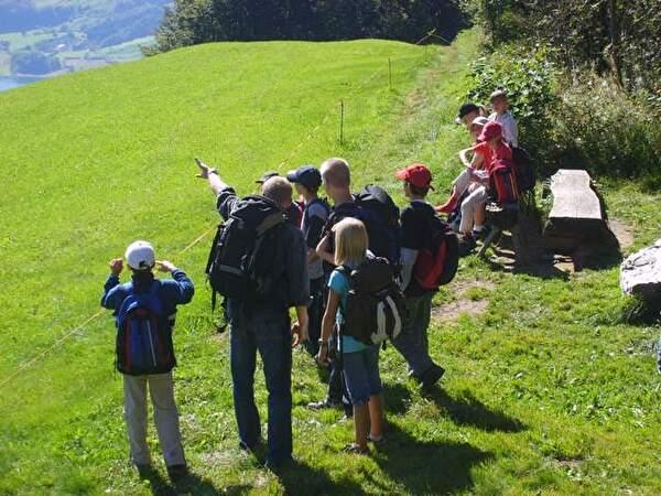 Herbstwanderung Morgarten 2010