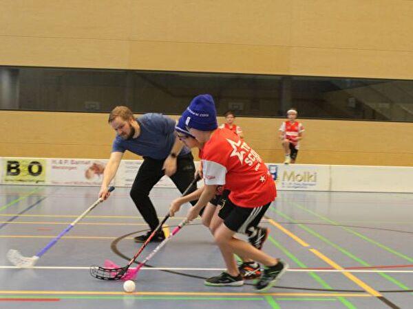 Unihockeyturnier