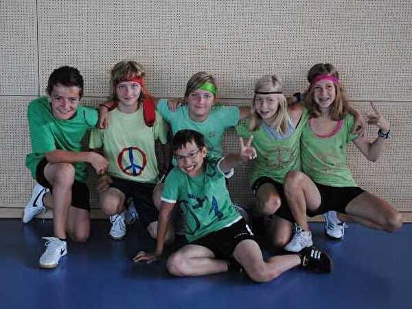 Spielturnier Mittelstufe 2 - 2011