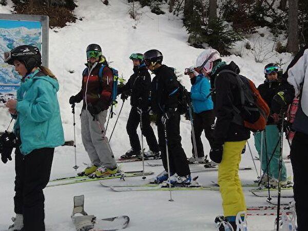 Skilager Boltigen