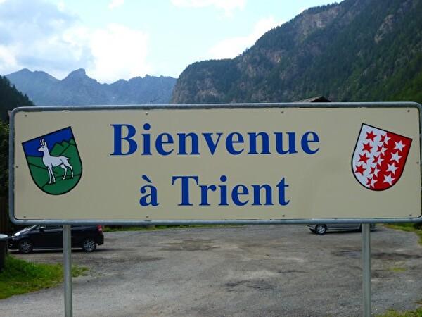 Bienvenue à Trient