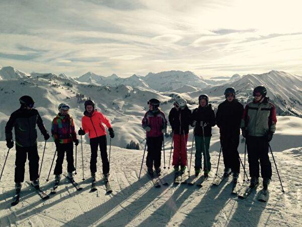 Skilager OS