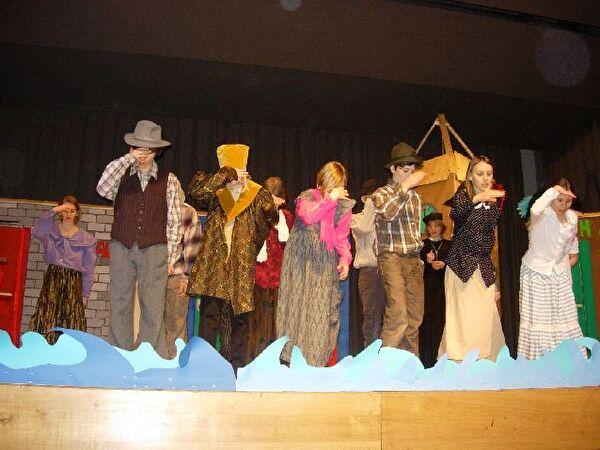 Die Schildbürger - Musical der Klasse 6a