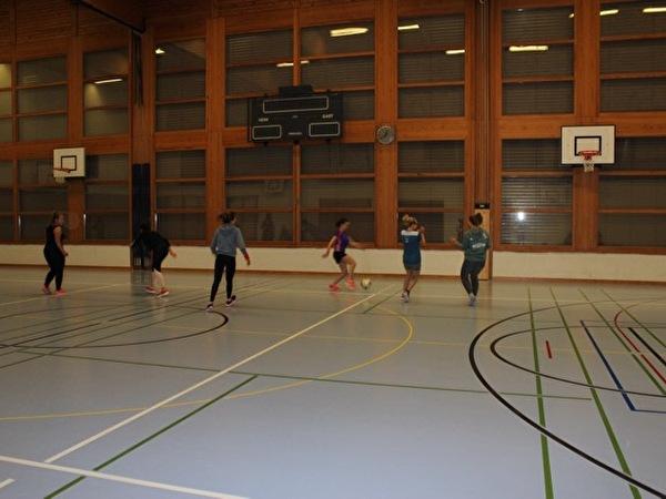 Sportnacht Sek 2b