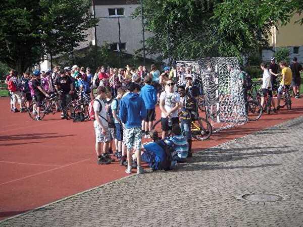 Sporttag OS Juni 2012