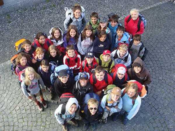Exkursion Gotthard