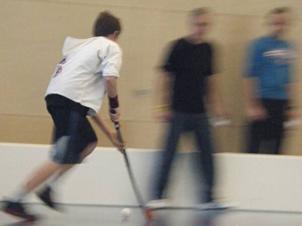 Unihockeyturnier OS Dez. 2010