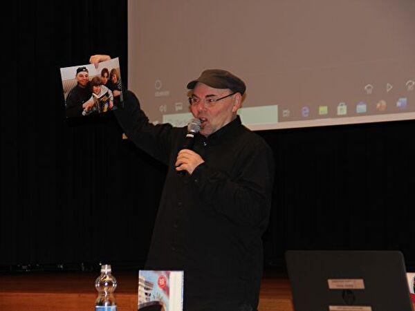 Carlo Meier - Autorenlesung