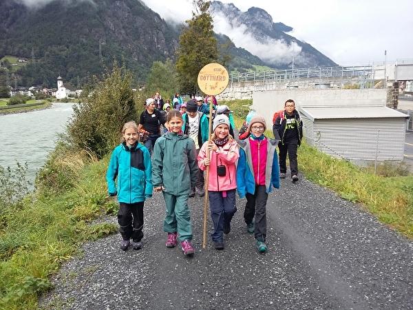 Unterwegs zum Gotthard