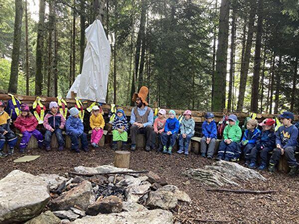 Start Waldkindergarten