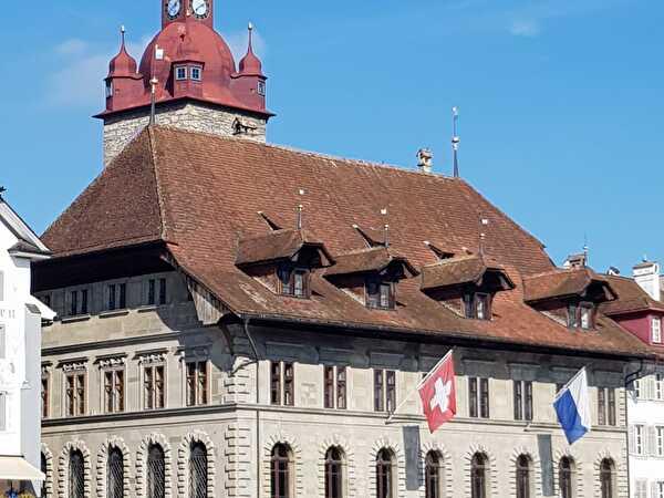 Exkursion Luzern