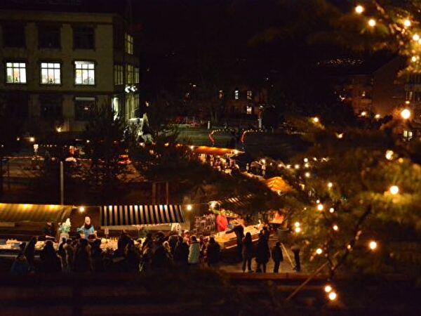 Schulen Grabenstrasse/Schulstrasse Weihnachtsmarkt