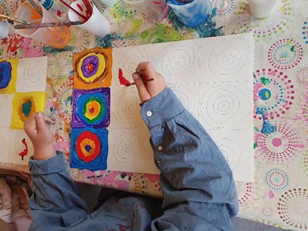 Projektwoche Kunst und Kunstwerke