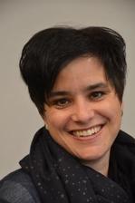 Zahnpflege-Instruktorin Patricia Baumann