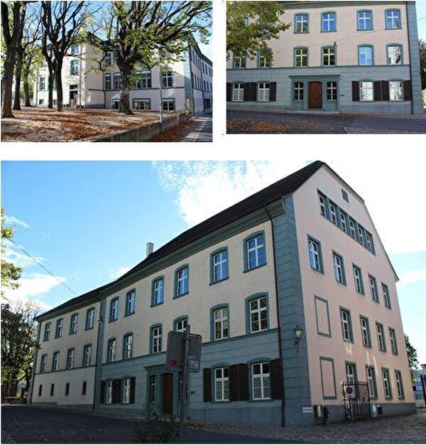 Schulhaus Hugenfeld