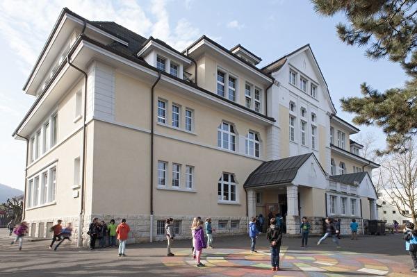 Schulhaus Grossmatt