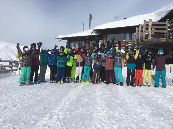 Skilager Mittelstufe