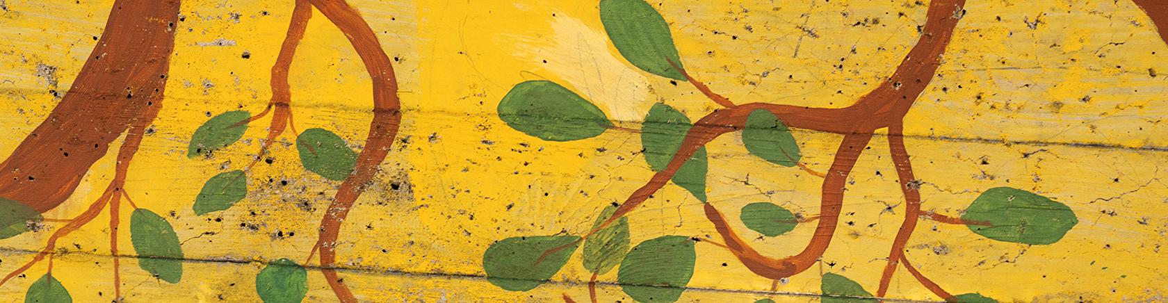 Wandbild Zihl