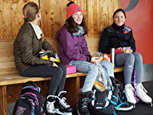 Eislauf in Klosters